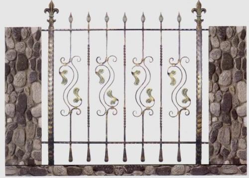 גדר דקורטיבית: תמונה מס' 109
