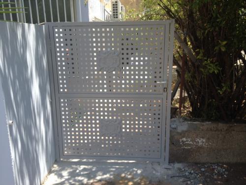 שער פח מחורר: תמונה מס' 171