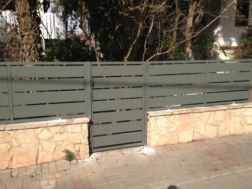 שער כניסה פח מגשים: תמונה מס' 107