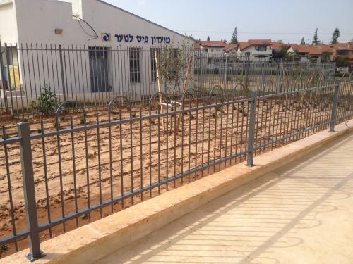 גדר דגם קשתות: תמונה מס' 34
