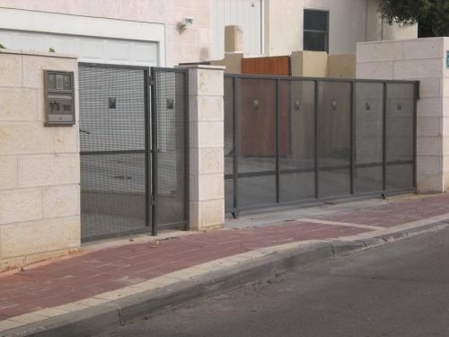 שערים פח מחורר: תמונה מס' 4