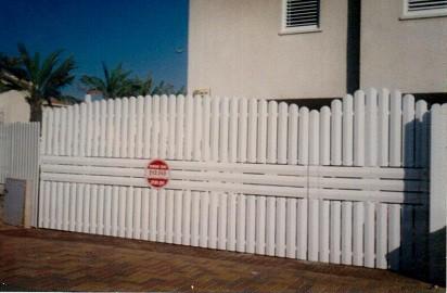 שערים מ-PVC: תמונה מס' 53