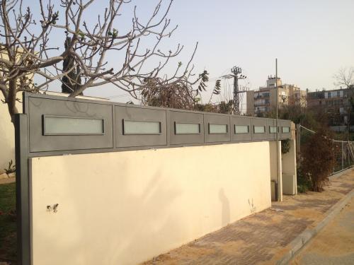 גדר הייטק וזכוכית: תמונה מס' 55